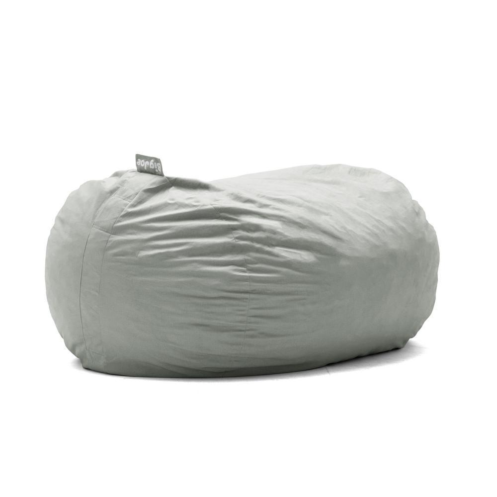 Media Lounger Shredded Ahhsome Foam Fog Lenox Bean Bag