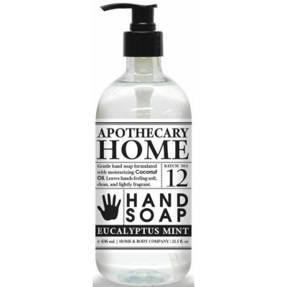 21.5 oz. Home Apothecary Eucalyptus Mint Hand Soap