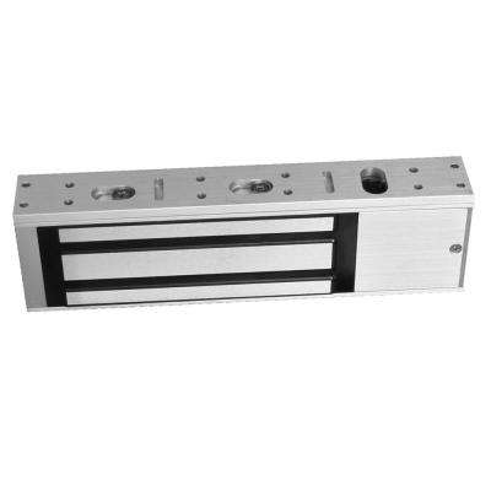 1-3/8 in. to 2 in. Thick Steel 1200 lbs. Magnetic Security Door Reinforcer Lock