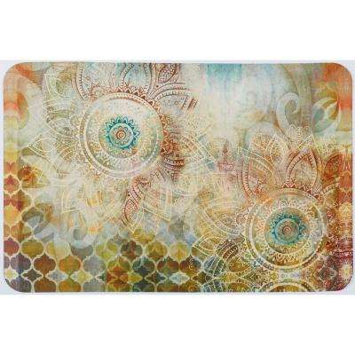 Designer Chef 18 in. x 30 in. Anti-Fatigue Kitchen Mat