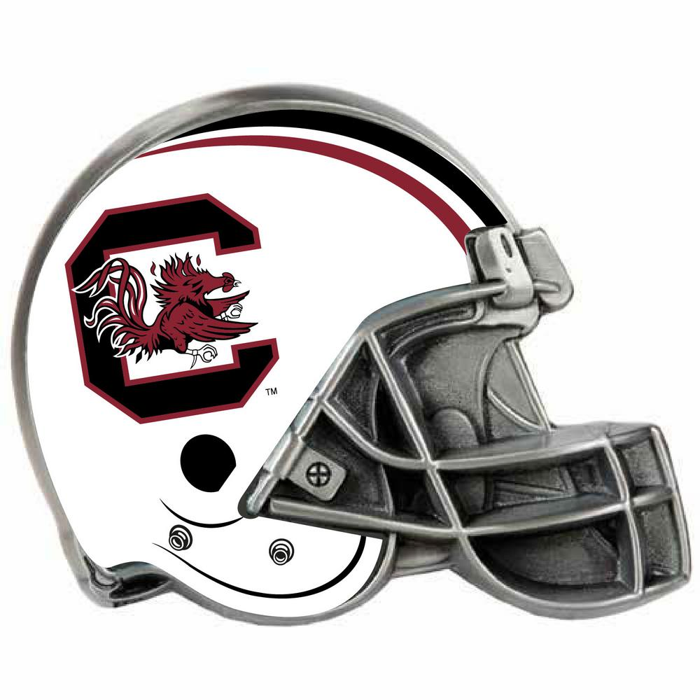 004dd07778dbc Great American Products South Carolina Gamecocks Helmet Hitch Cover ...