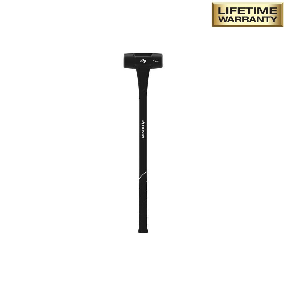 6 Lb Head 16 Bash Sledge Hammer Sold As 1 Each