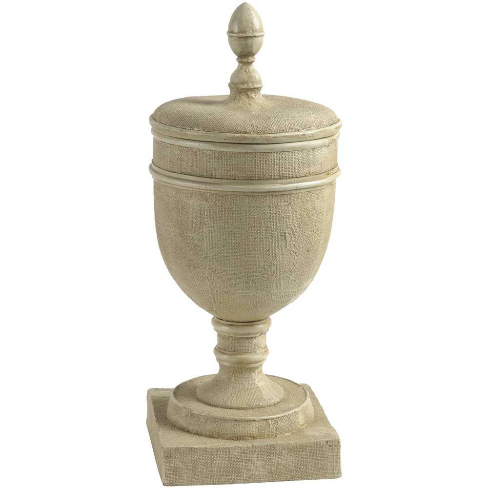 Chester 9 in. x 21.5 in. Decorative Pedestal Vase