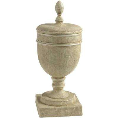 Chester 9 in. x 21.5 in. Decorative Pedestal Vase