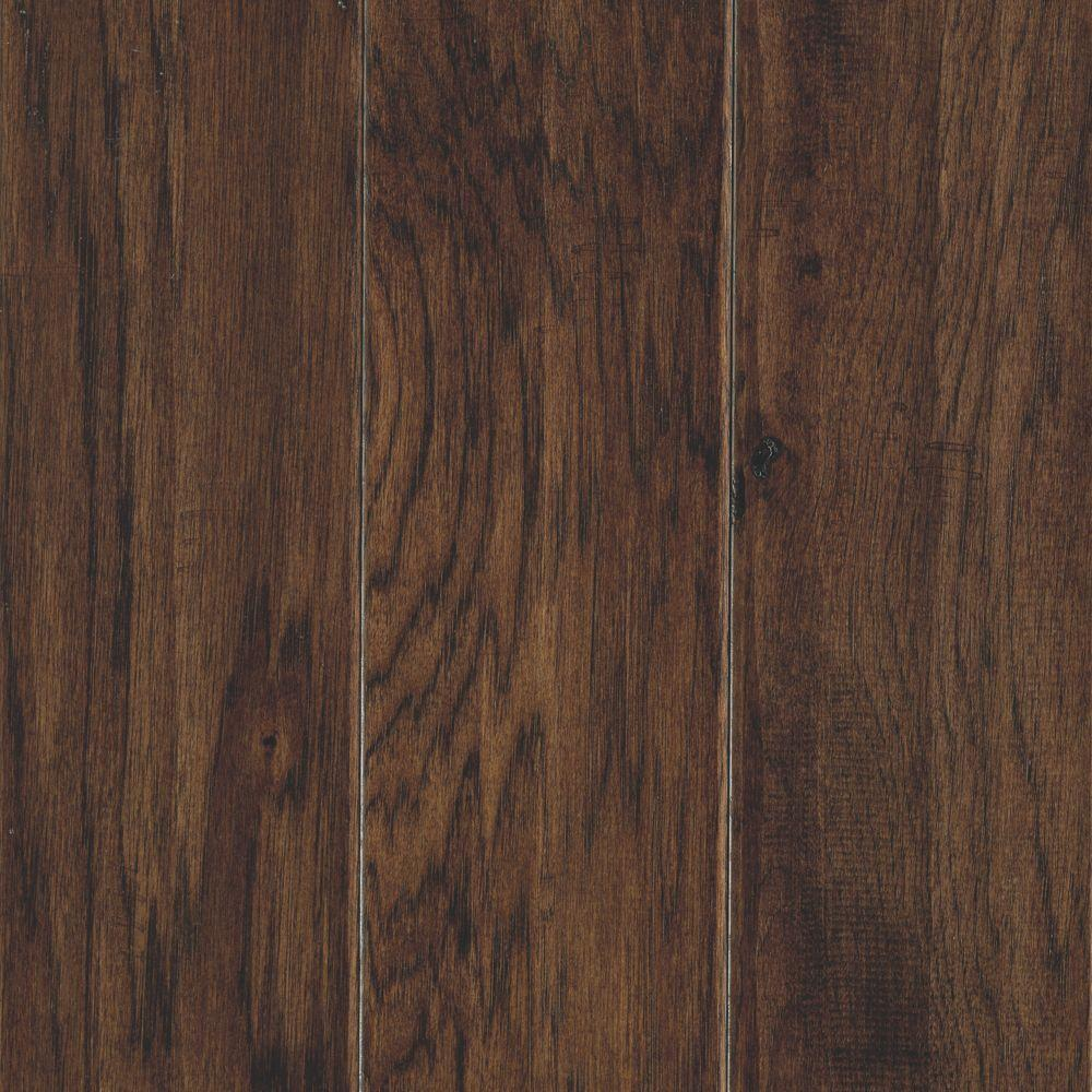 Hillsborough Hickory Mocha 3/8 in. Thick x 5 in. Wide x