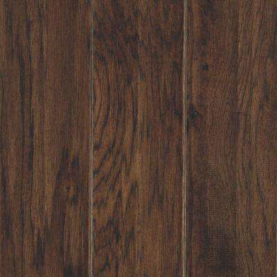 Hillsborough Hickory Mocha 3/8 in. Thick x 5 in. Wide x Random Length Engineered Hardwood Flooring (28.25 sq. ft. /case)
