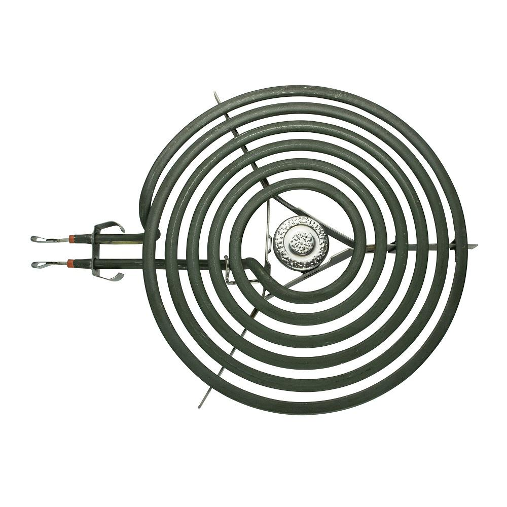 Range Kleen 8 in. Plug-In Element Style C 8 in. Electric Plug-In Element. Fits most plug-in ranges GE, Hotpoint and RCA ranges through 1989. Original equipment manufacturer for perfect fit.