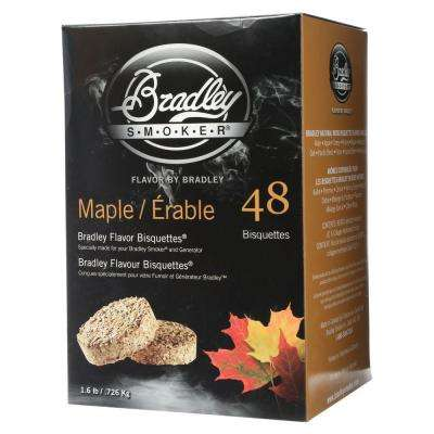 Maple Flavor Bisquettes (48-Pack)