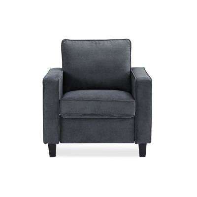 Garren Chair in Dark Grey