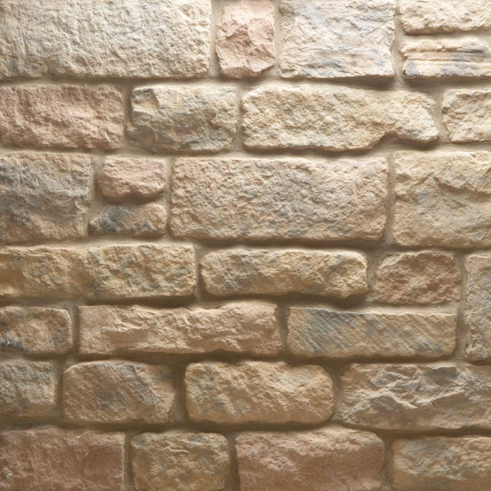 Austin Stone Acento Flats 150 sq. ft. Bulk Pallet Manufactured Stone