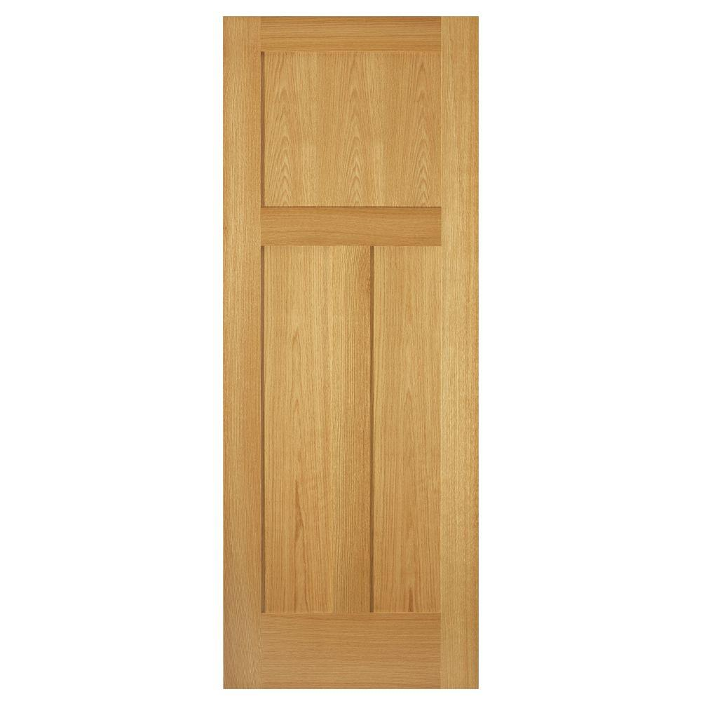 3 panel wood interior doors mahogany 3panel mission unfinished red steves sons 30 in 80 oak