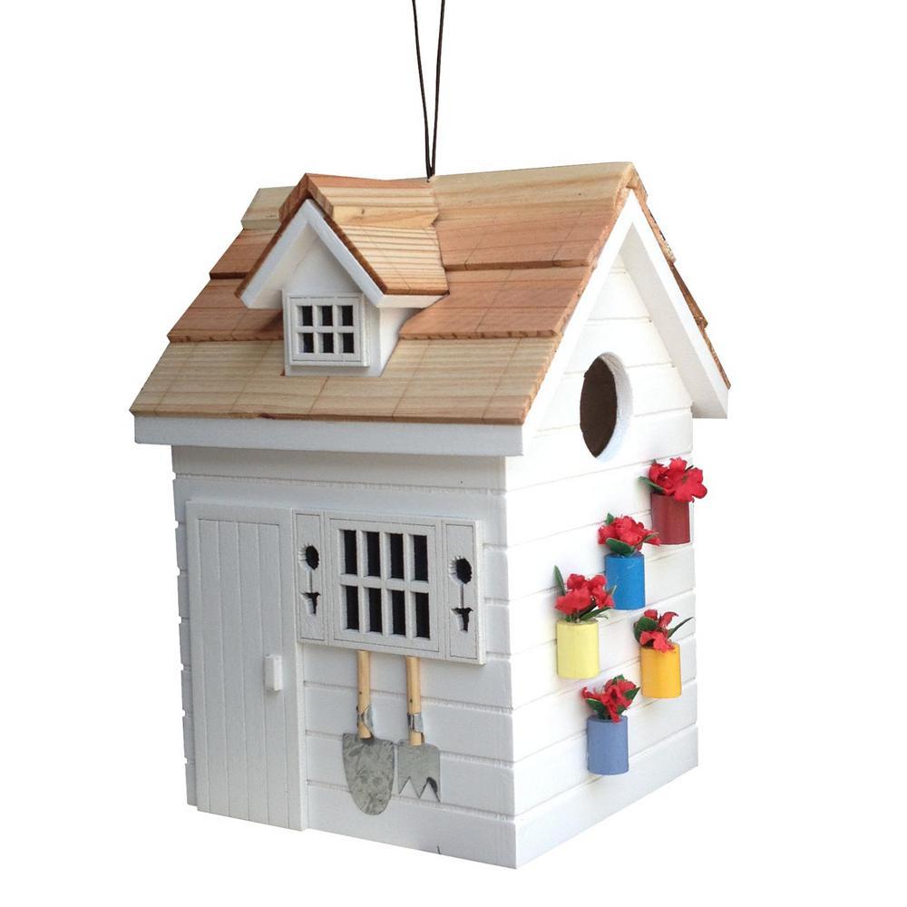 Potting Shed Birdhouse