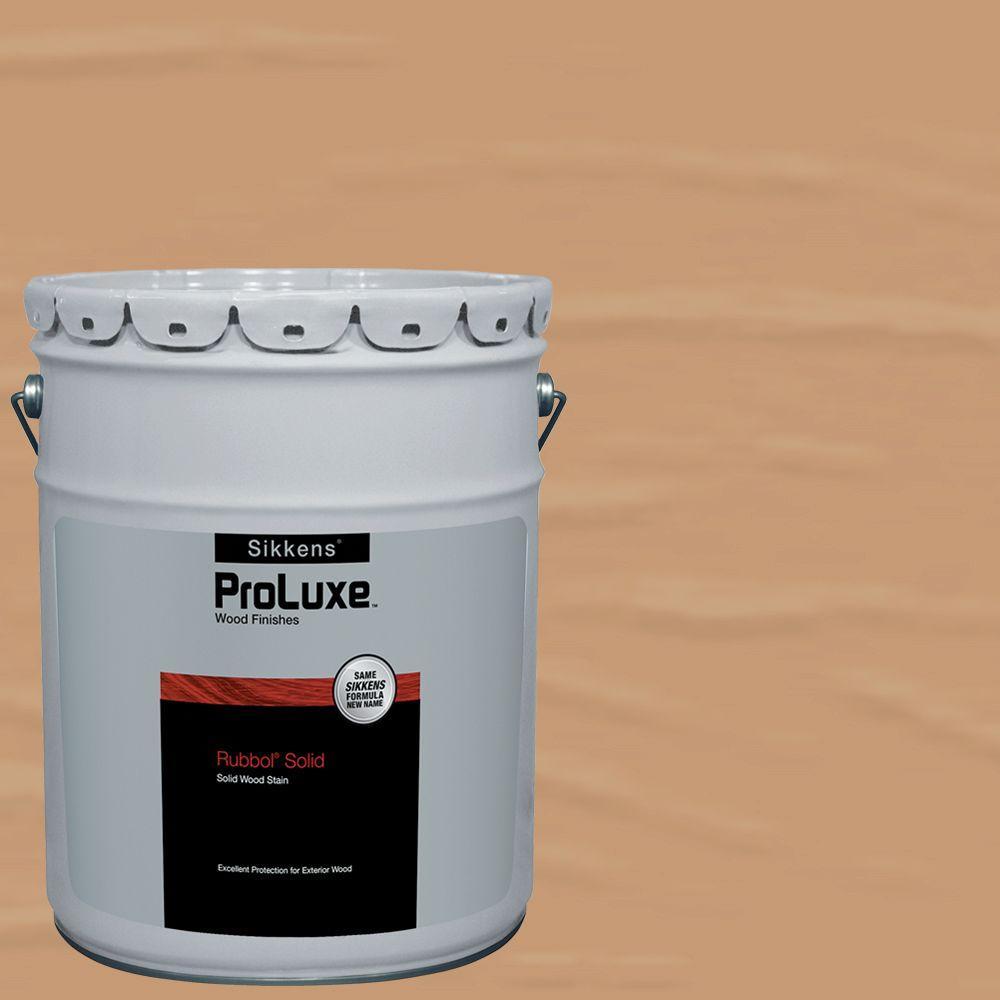 #HDGSIK710-208 Desert Tan Rubbol Solid Wood Stain