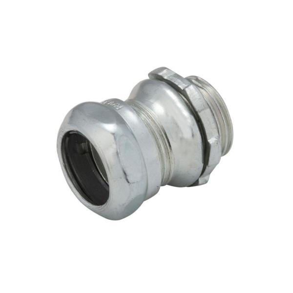 EMT 2-1/2 in. Uninsulated Raintight Compression Connector