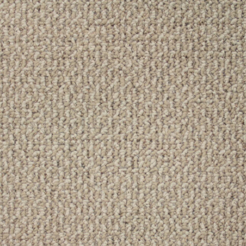 Trafficmaster Skill Set Color Stone Berber 12 Ft Carpet