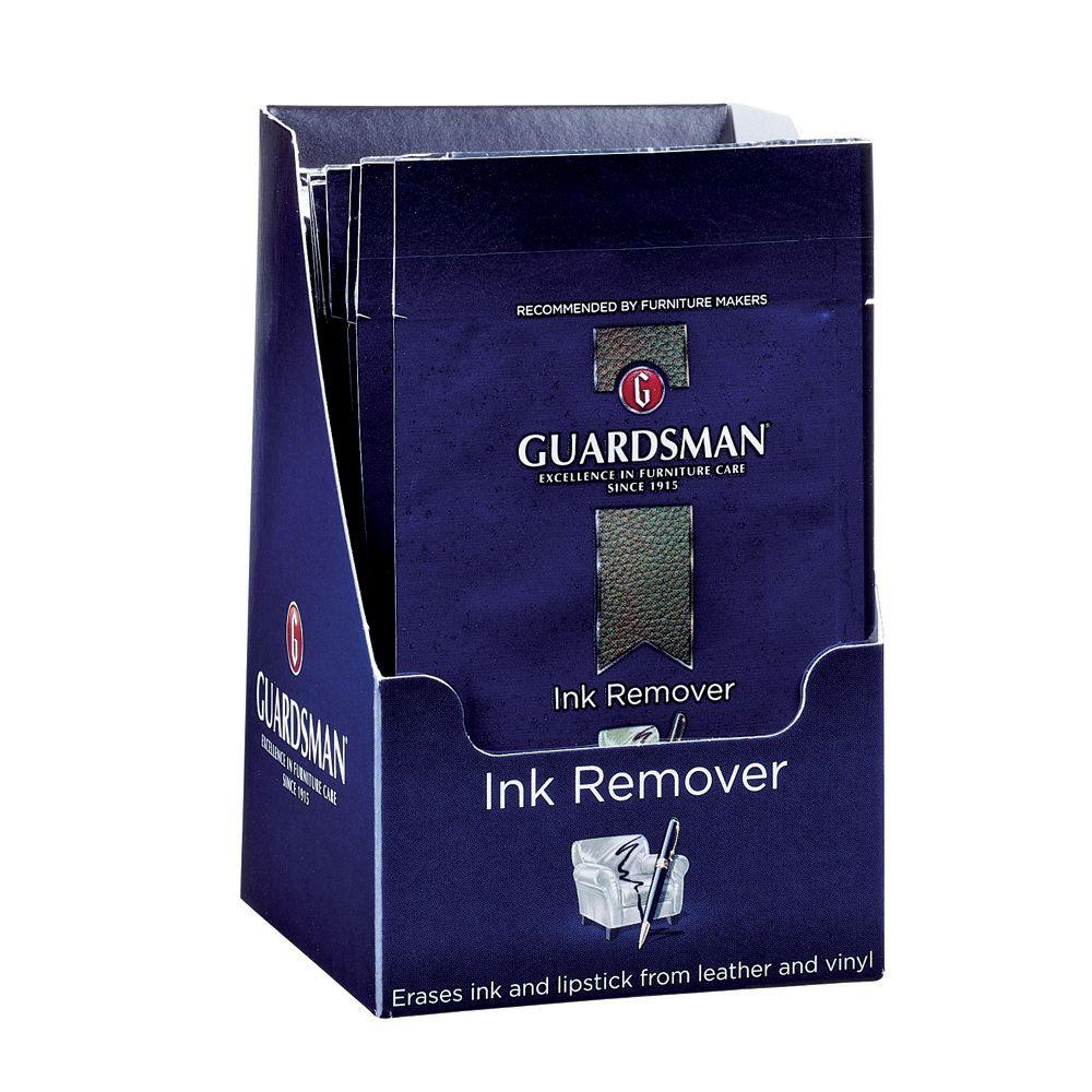 Guardsman Ink Remover Wipes