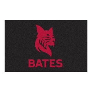 NCAA Bates College 5 ft. x 8 ft. Ulti-Mat Area Rug