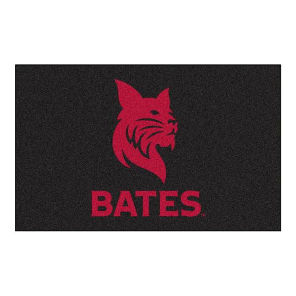 NCAA Bates College 5 ft. x 8 ft. Ulti-Mat Area Rug