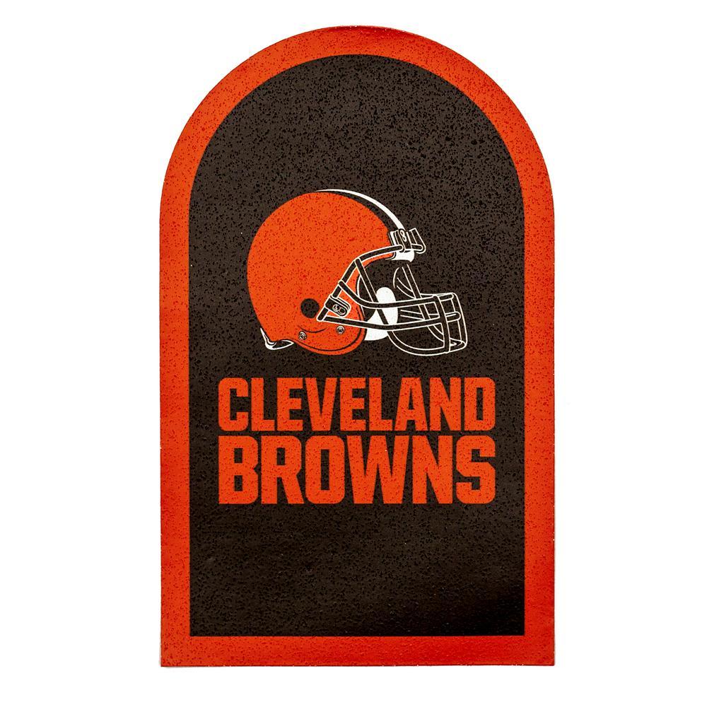 NFL Cleveland Browns Mailbox Door Logo Graphic