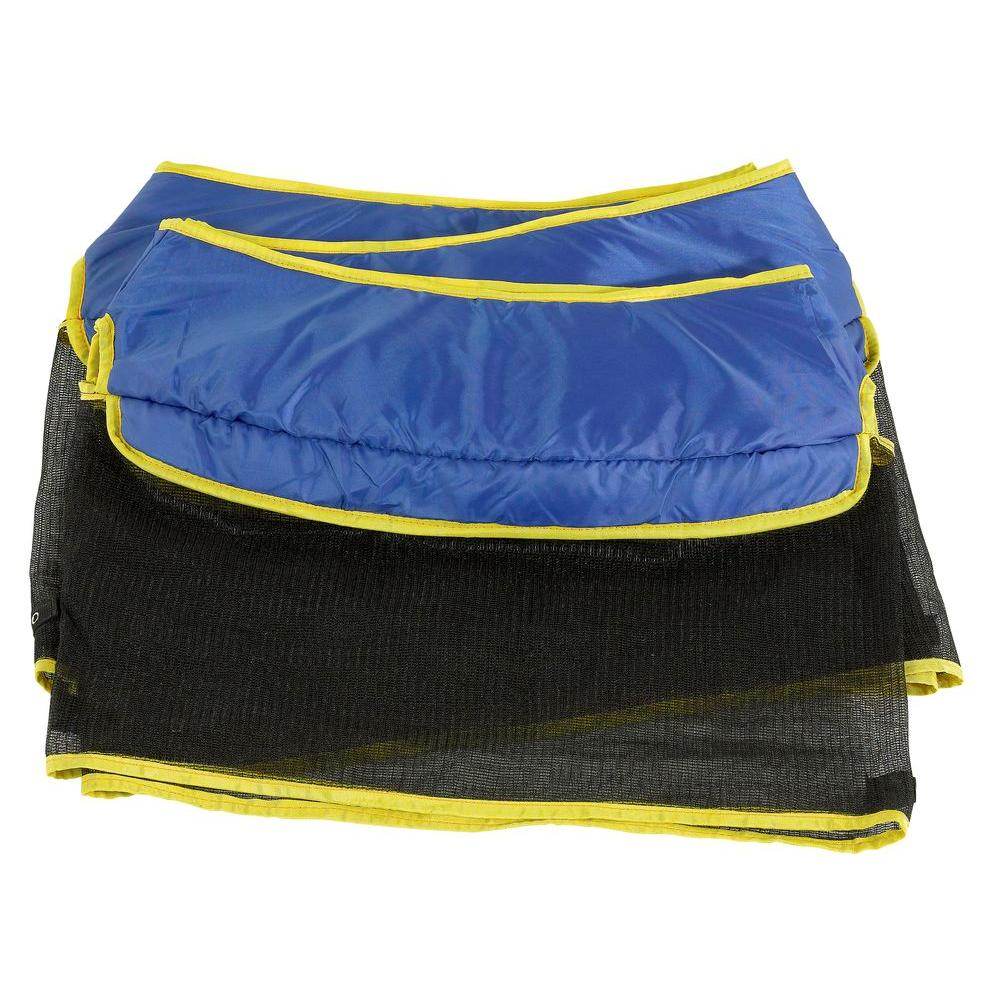 55 in. Trampoline Replacement Safety Pad to Fit 55 in. Round