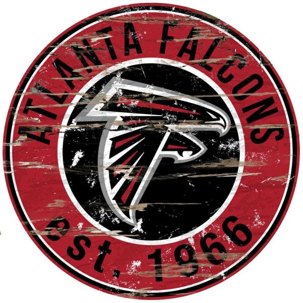 Adventure Furniture 24 Quot Nfl Atlanta Falcons Round