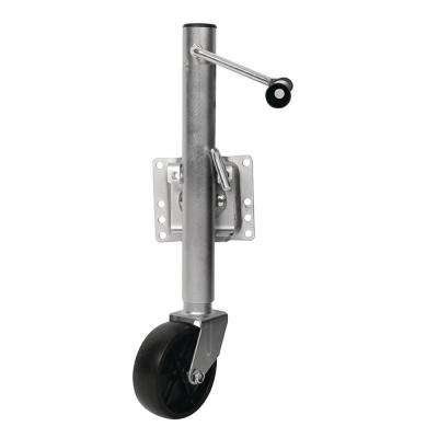 Foldup Trailer Jack with 1,000 lbs. Load Capacity