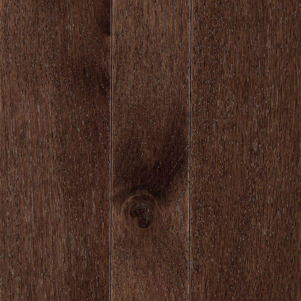 Take Home Sample Franklin Coffee Bean Hickory 3/4 in. Thick x