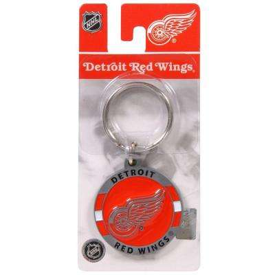 NHL Detroit Red Wings Key Chain (3-Pack)