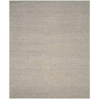 Natura Silver 9 ft. x 12 ft. Area Rug