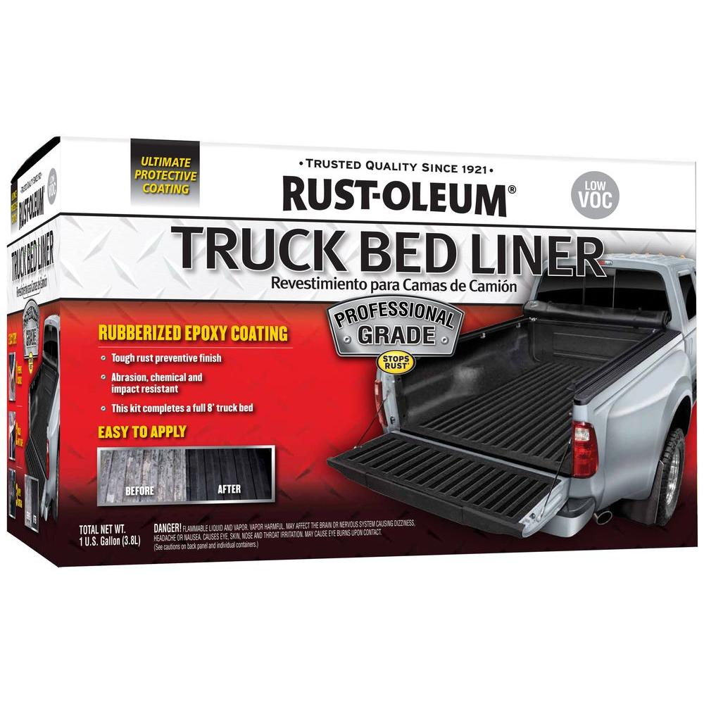 Rust Oleum Automotive 1 Gal Professional Grade Black Low Voc Truck