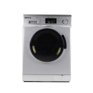 compact combo washer and electric dryer