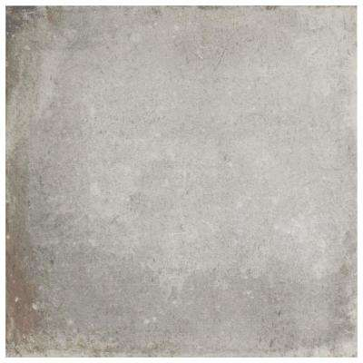 D'Anticatto Grigio 8-3/4 in. x 8-3/4 in. Porcelain Floor and Wall Tile (11.25 sq. ft. / case)