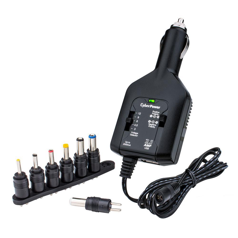 Universal DC Adapter 2000mA