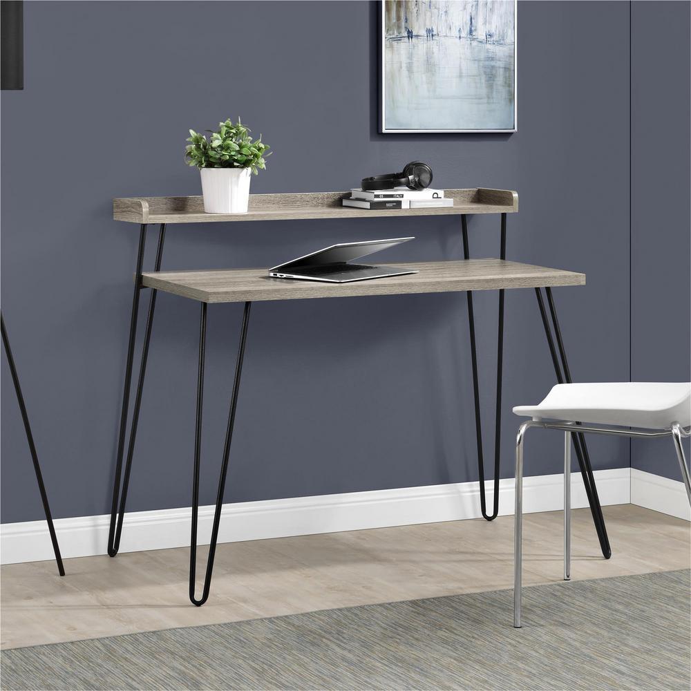 Altra Furniture Haven Sonoma Oak Desk by Altra Furniture