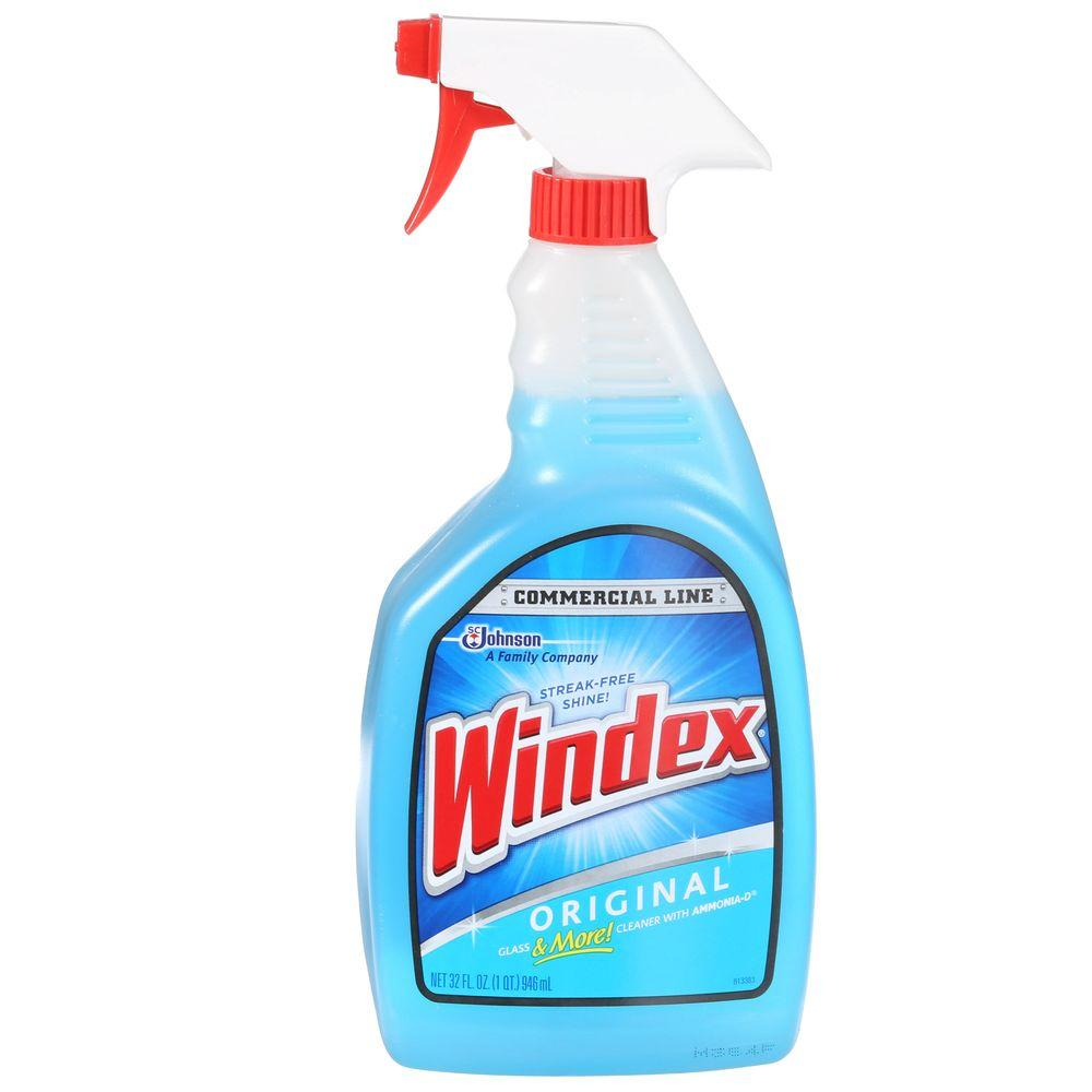 Windex Commercial 32 oz. Original Glass Cleaner