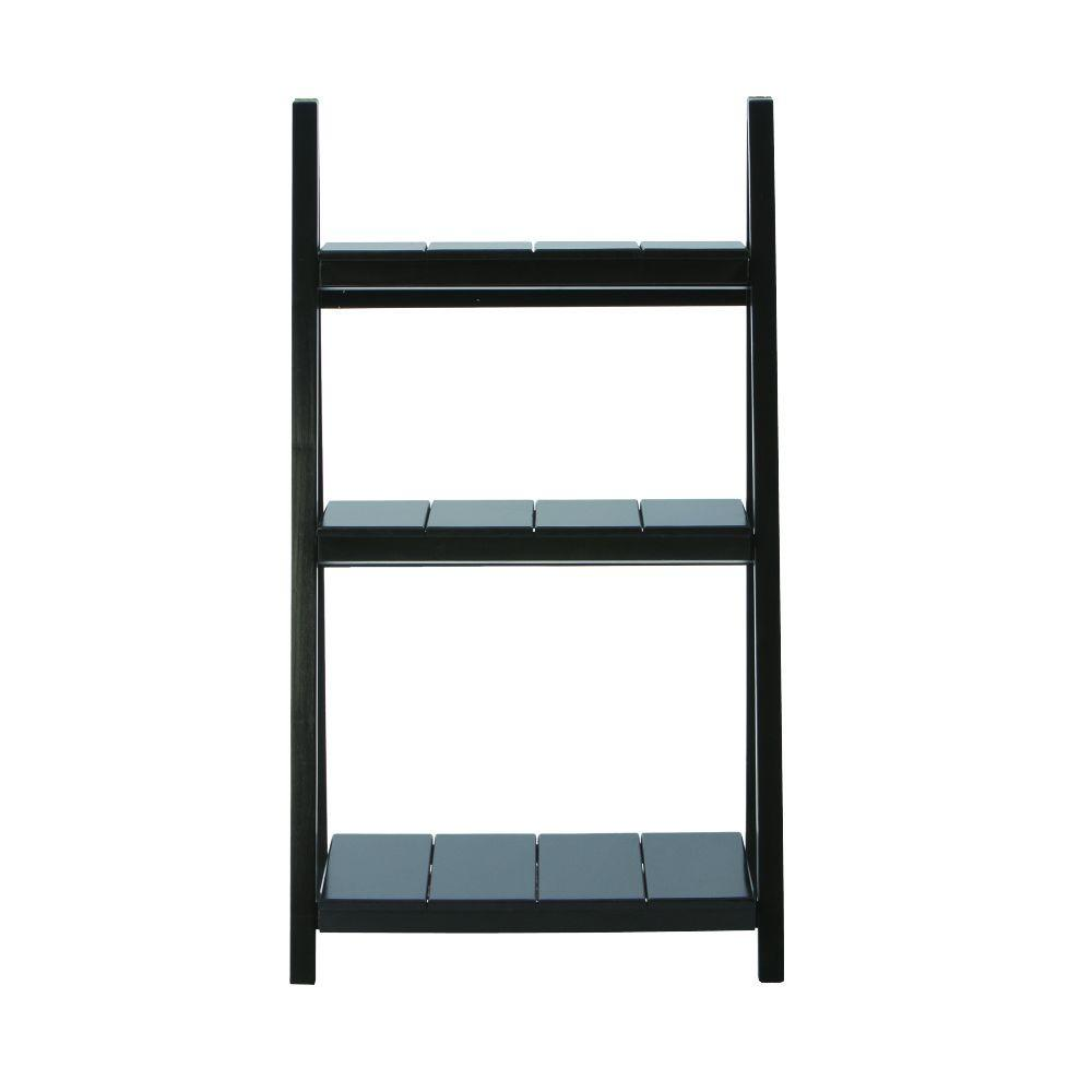 bookcases the home asher black depot bookcase p ladder distressed safavieh