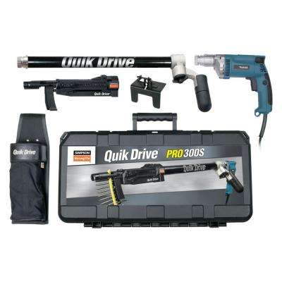 Quik Drive System for Makita 2500 RPM Screwdriver Motor