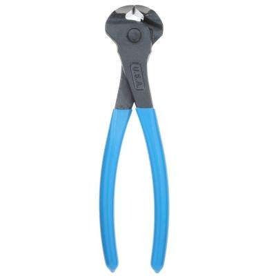 7-1/2 in. Cross Cutting Pliers with End Cutter