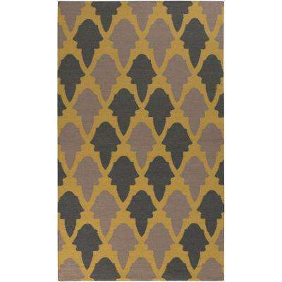 Frontier Gold 5 ft. x 8 ft. Indoor Area Rug