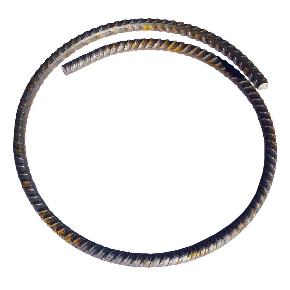 3 8 in x 8 in diameter rebar ring 00399 the home depot for Depot ringcenter