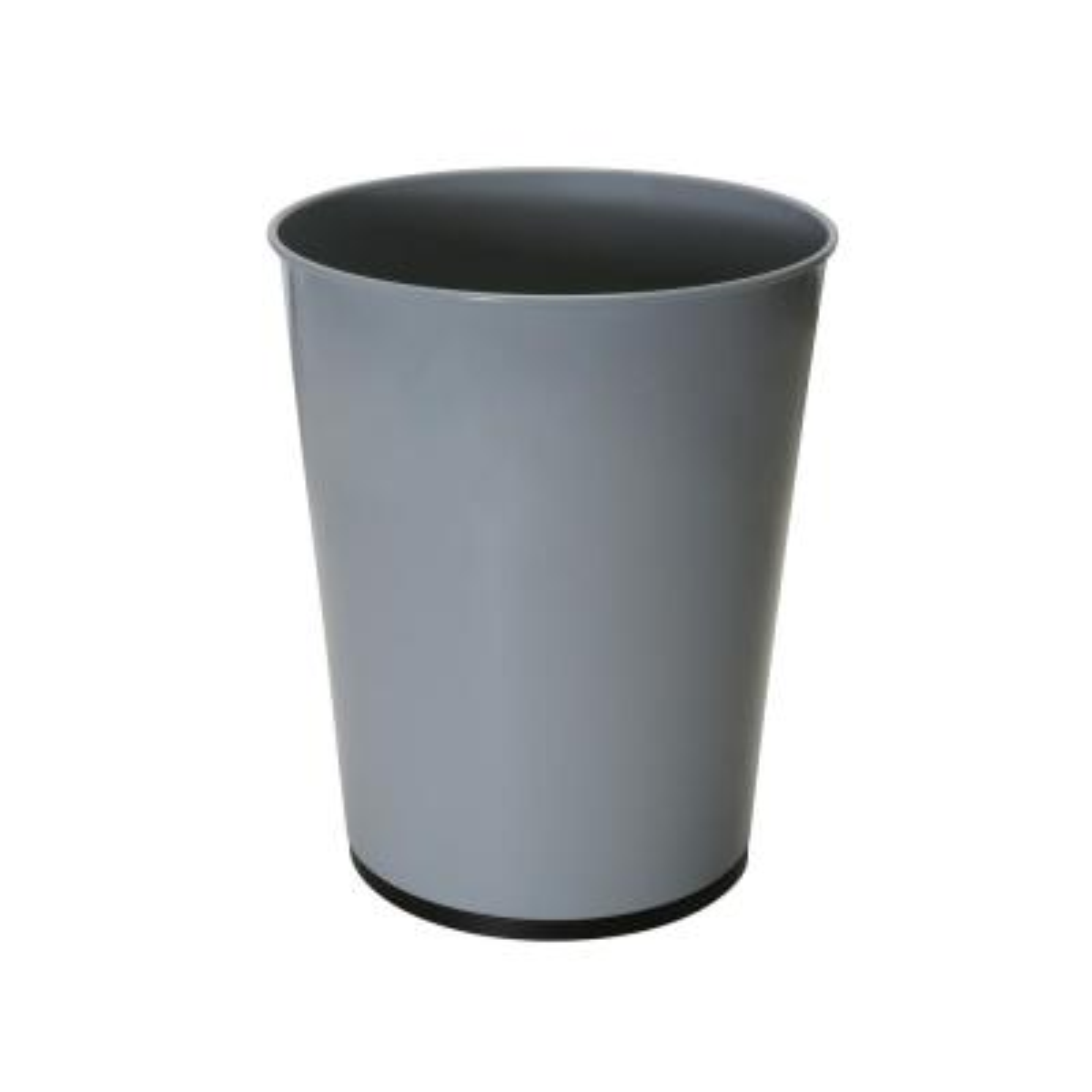 Trash Can in Grey