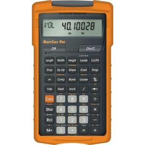 Calculated Industries HeavyCalc Pro Calculator by Calculated Industries