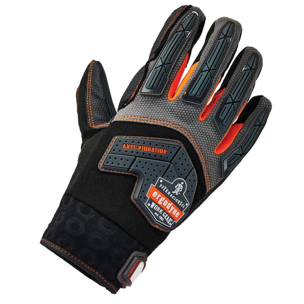 ProFlex Medium Certified Anti-Vibration and DIR Protection Work Gloves
