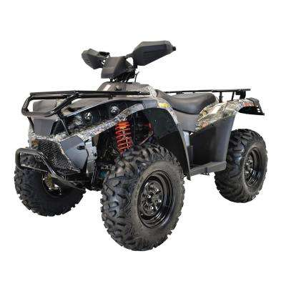 MSA 400 4WD 352 cc ATV in Camo