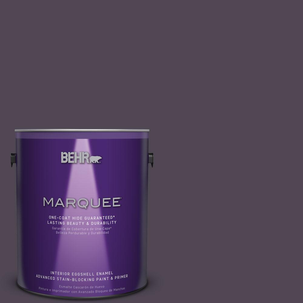 1 gal. #MQ5-1 Extravagance One-Coat Hide Eggshell Enamel Interior Paint