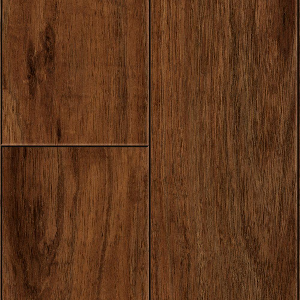 TrafficMASTER Bridgewater Blackwood 12 mm Thick x 4-15/16 in. Wide x 50-3/4 in. Length Laminate Flooring (14.00 sq. ft. / case)