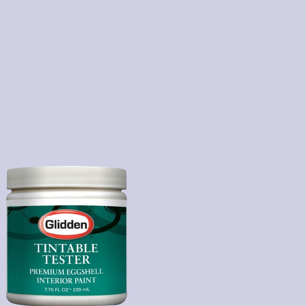 Glidden Premium 8-oz. Palest Lavender Interior Paint Tester
