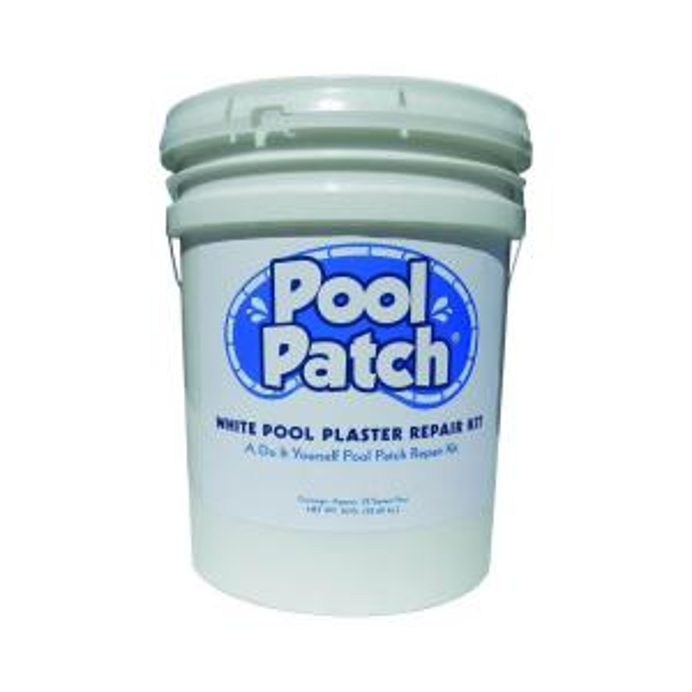 50 lb. White Pool Plaster Repair Kit
