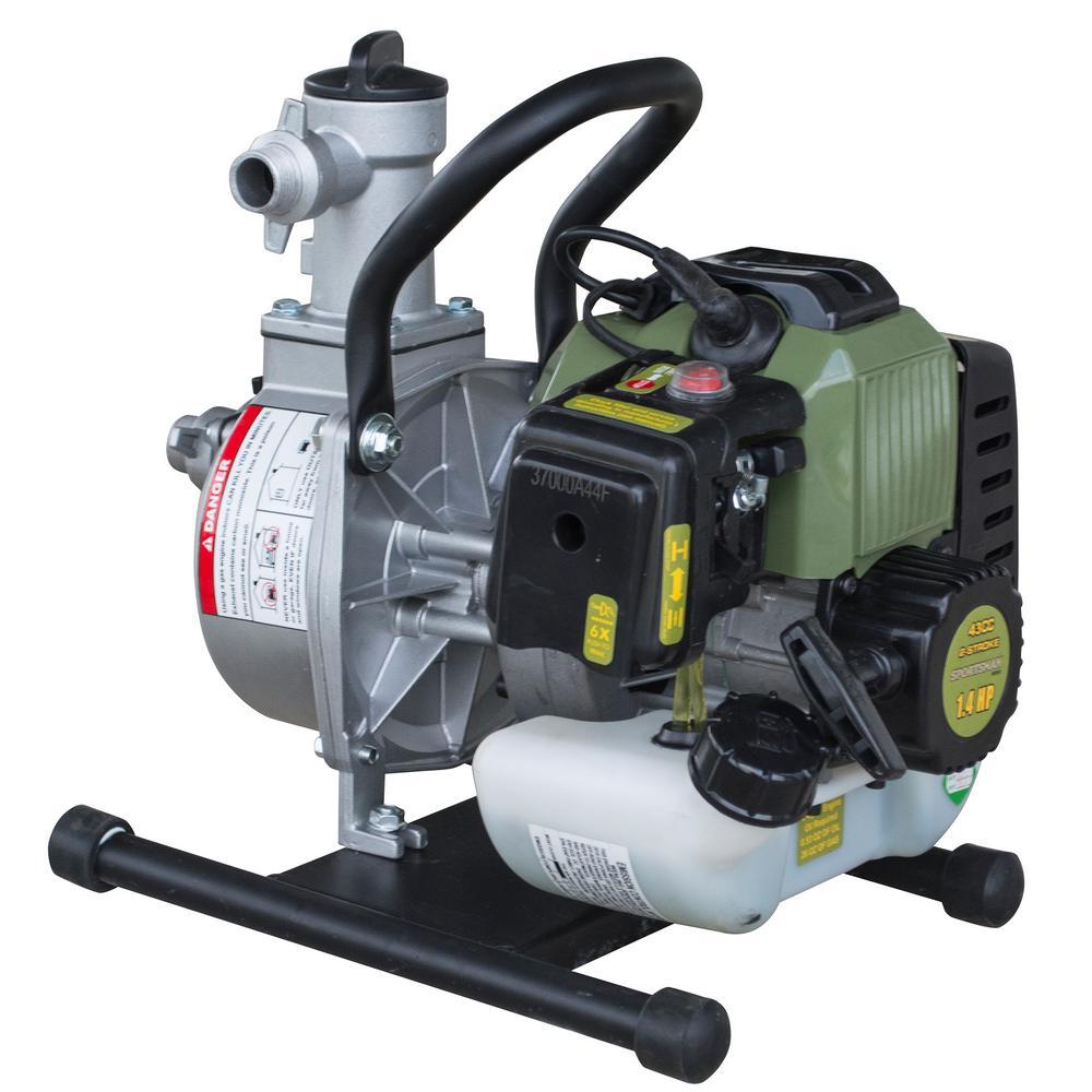 Everbilt 1/4 HP 2-in-1 Utility Pump-UTA02510 - The Home Depot