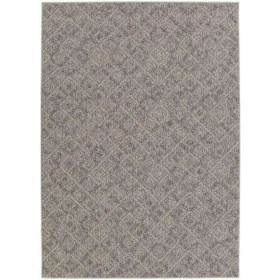 Classic Berber 5 ft. x 7 ft. Area Rug Earth Tone